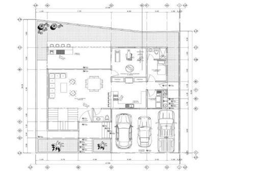 casa en venta en carolco residencial zona carretera nacional monterrey
