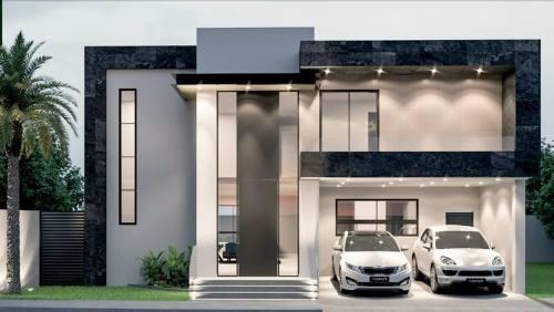 casa en venta en carretera nacional monterrey carolco