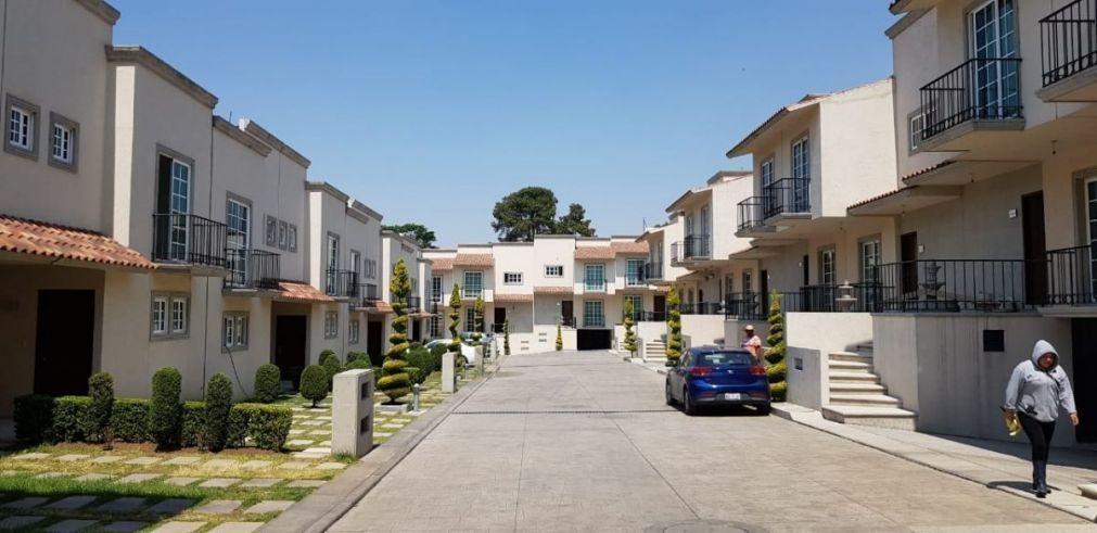 casa en venta en casantica residencial, lerma, estado de méxico