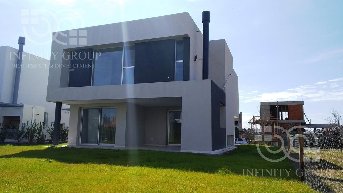 casa en venta en castaños nordelta