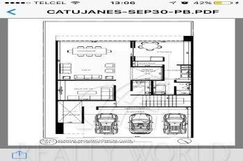 casa en venta en catujanes, monterrey