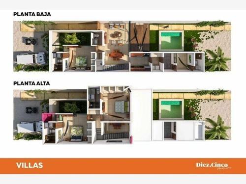 casa en venta en chicxulub puerto