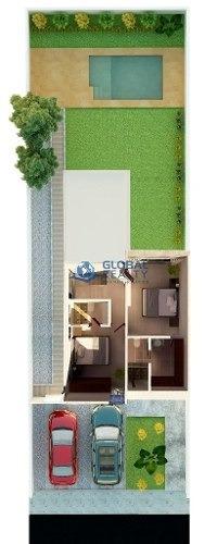 casa en venta en cholul, a minutos de plaza uptown. cv-4832