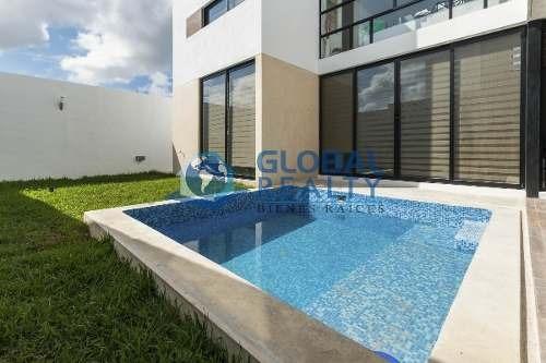 casa en venta en cholul, zona de alta plusvalía. cv-4762