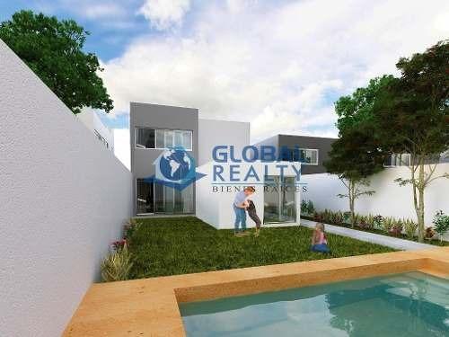 casa en venta en cholul, zona de universidades cv-4831