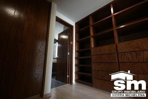 casa en venta en cluster 222 lomas de angelópolis. sc-1924