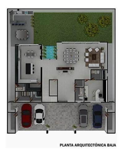 casa en venta en col. lomas del valle
