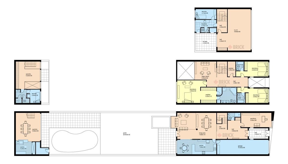 casa en venta en colegiales