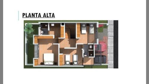casa en venta en condominio bojai en refugio  querétaro con roof garden