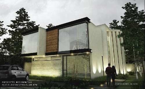 casa en venta en condominio en el cielo country club, tlajomulco de zúñiga, jalisco