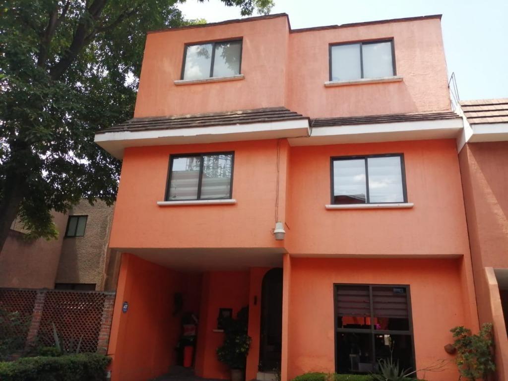 casa en venta en condominio horizontal en olivar de los padres