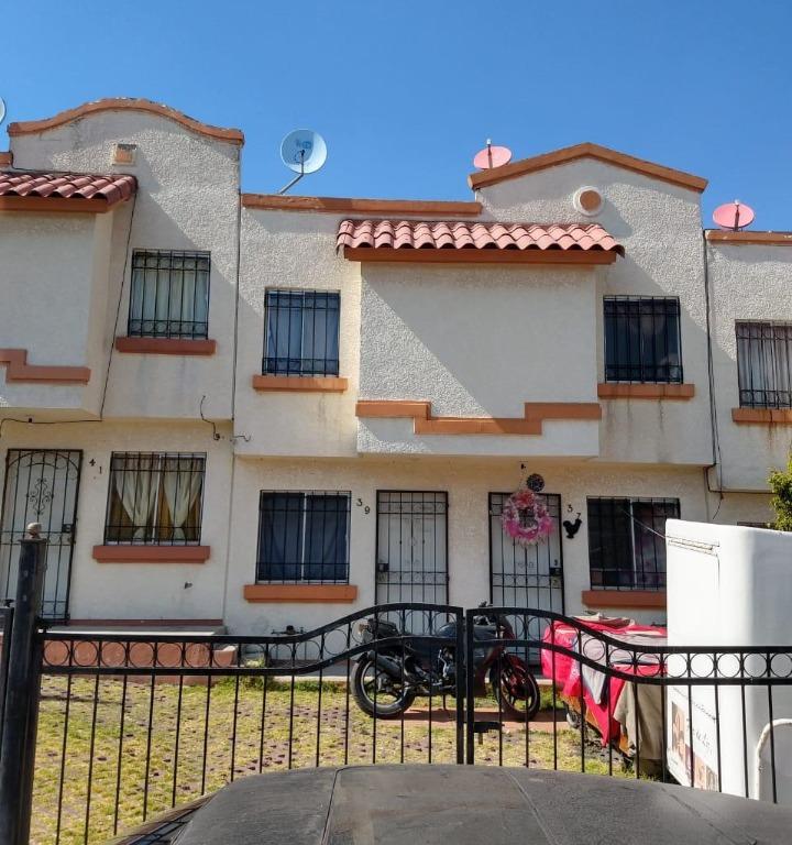 casa en venta en condominio tecamac