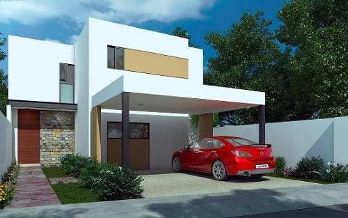 casa en venta en conkal en el norte de merida