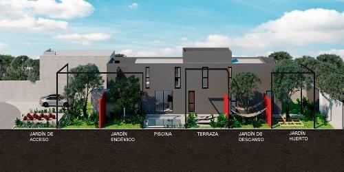 casa en venta en conkal, zona de alto crecimiento cv-6193