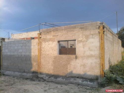 casa en venta en construccion tipo estudio guasimal, aragua