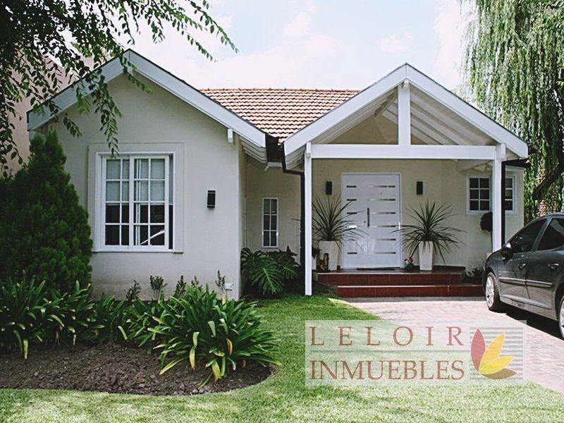 casa en venta en country banco provincia
