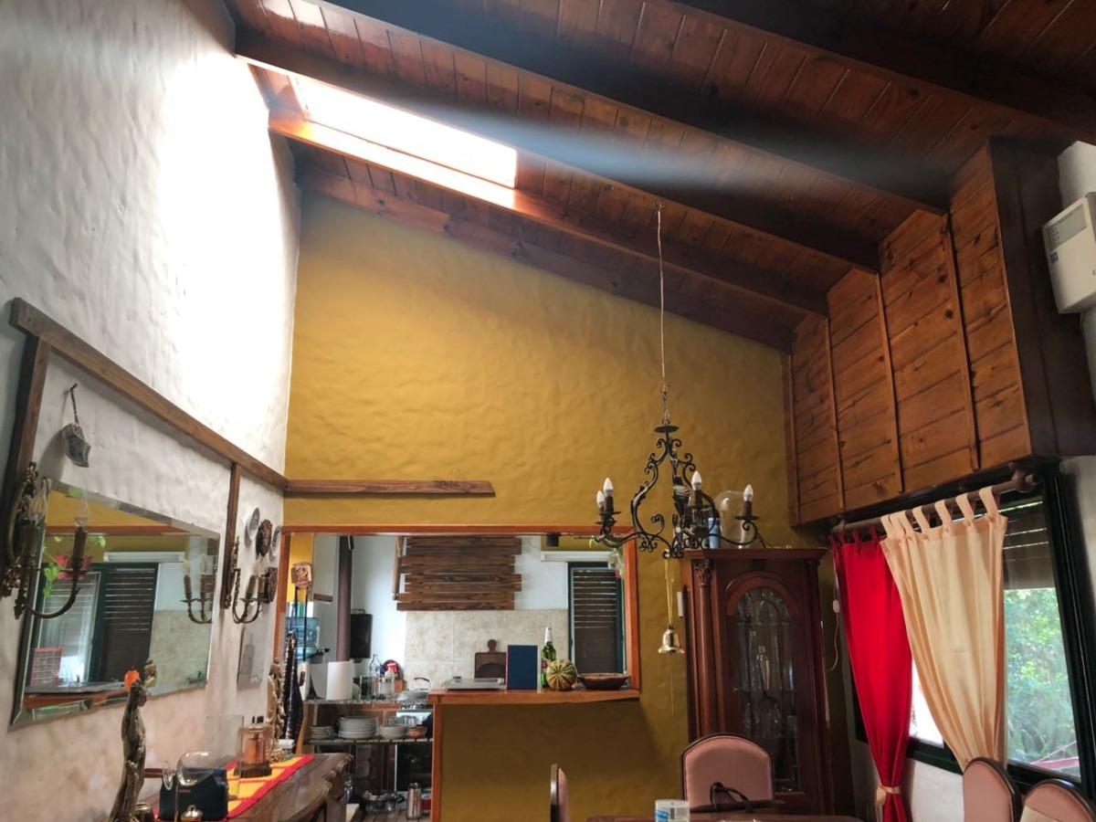 casa en venta en country las lajas