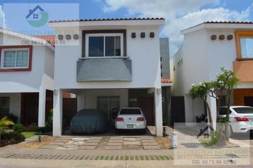 casa en venta en culiacan, privada la condesa.