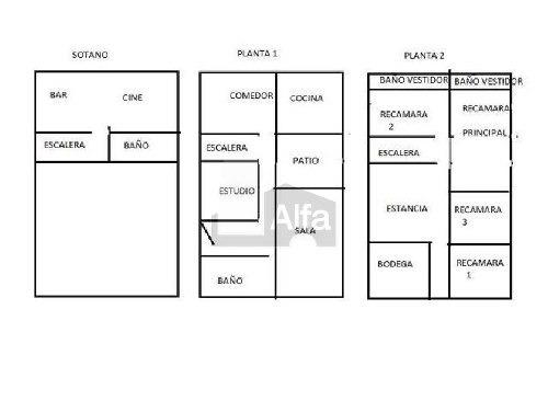 casa en venta en cumbres 5 sector d