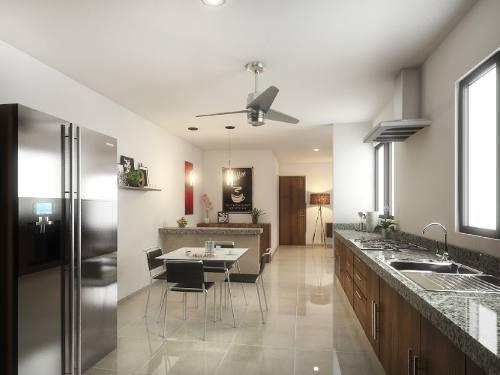 casa en venta en dzitya a minutos de galerías mérida cv-6100
