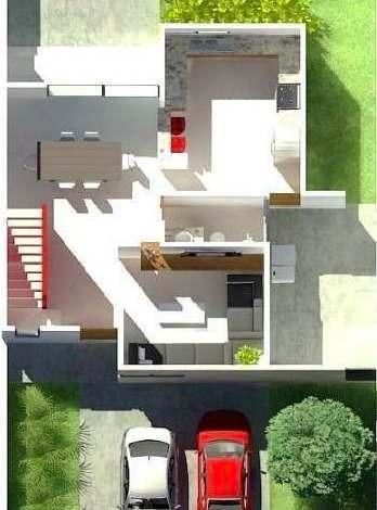 casa en venta en dzitya en el norte de merida