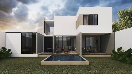 casa en venta en dzitya, lista para entrega cv-6097