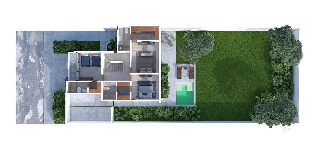casa en venta en dzitya merida con terreno grande
