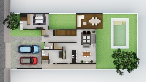 casa en venta en dzitya, plaza the harbor mérida cv-6505