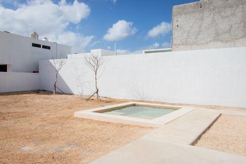 casa en venta en dzitya, zona the harbor mérida. cv-5982