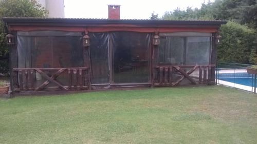 casa en venta  en echeverría del lago