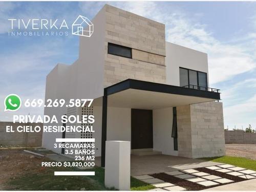 casa en venta en el cielo parque residencial