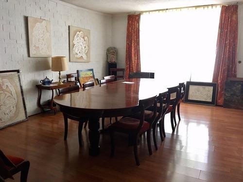 casa en venta en el club de golf chapultepec ideal para remodelar