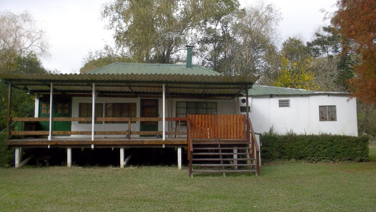 casa en venta en el delta - tigre rio sarmiento  martincho