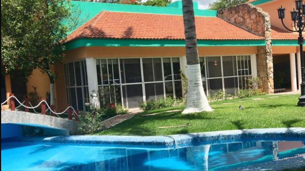 casa en venta en el norte de mérida con amplio terreno cholul