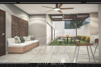 casa en venta en el pueblito de santiago, monterrey