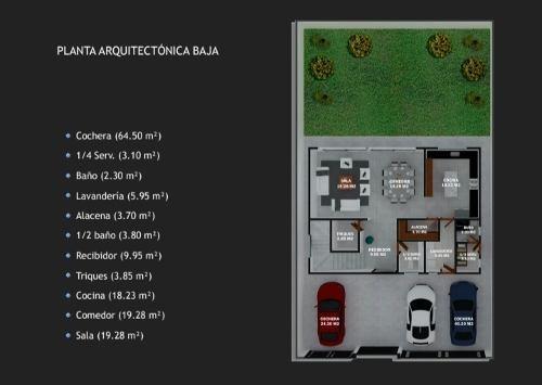 casa en venta en el refugio el uro monterrey nuevo leon