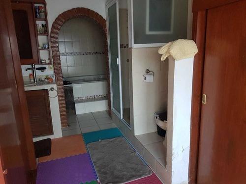 casa en venta en el rosario, iztapalapa rcv-034