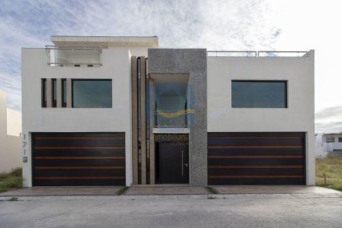 casa en venta en escobedo la encomienda equipada