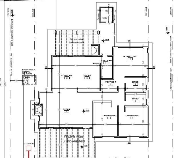 casa en venta en fincas de hudson