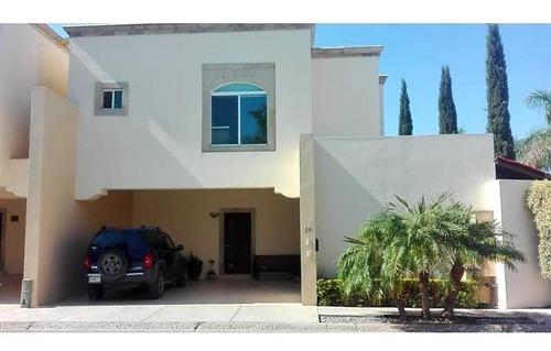 casa en venta en fracc. residencial senderos