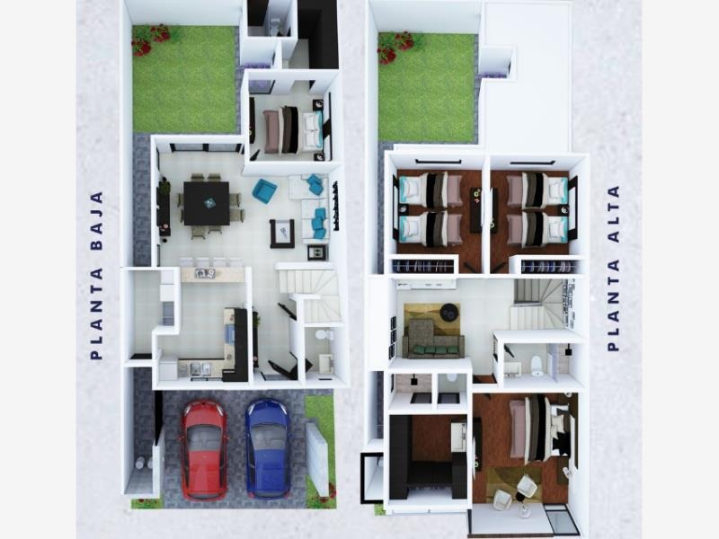 casa en venta en fracc villas de las palmas ( viñedos )