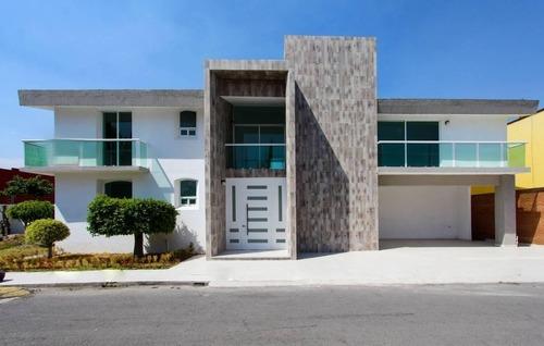 casa en venta en fraccionamiento cerrado barrio real en san andres cholula
