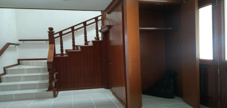 casa en venta en fraccionamiento sobre blvd. san felipe hueyotlipan