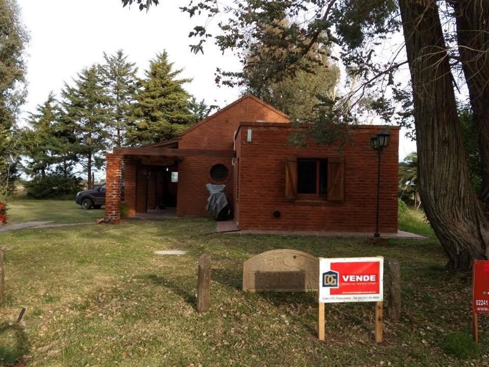 casa en venta  en golf chascomãºs country club