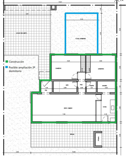 casa en venta en gorina | 131 e/477y478 (barrio el fresno)