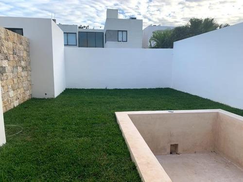 casa en venta en hacienda dzodzil norte