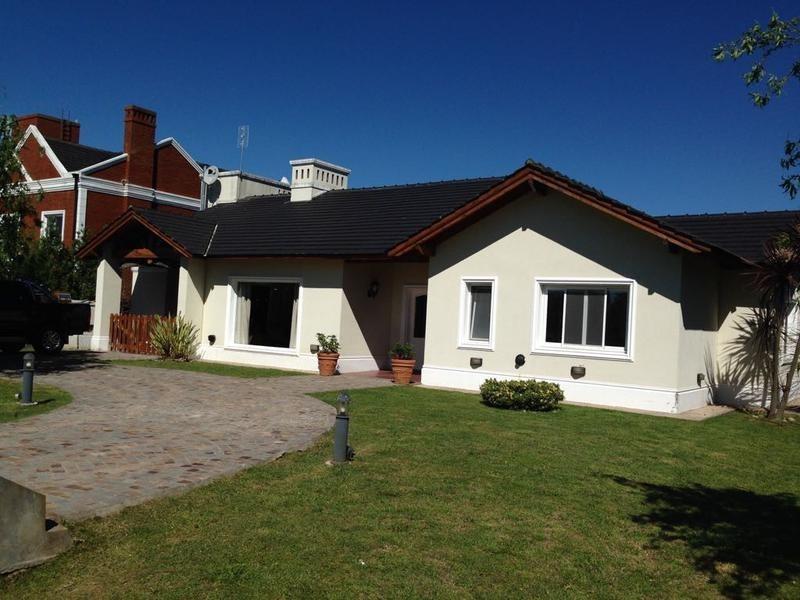 casa en venta en haras i ideal fin de semana o vivienda permanente