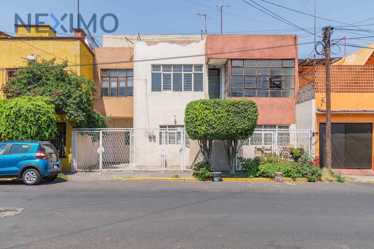 casa en venta en héroes de churubusco