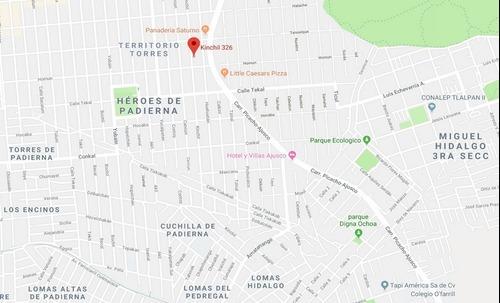 casa en venta en héroes de padierna $2,560,000.00 pesos