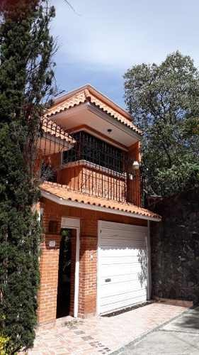 casa en venta en jardines del ajusco tlalpan